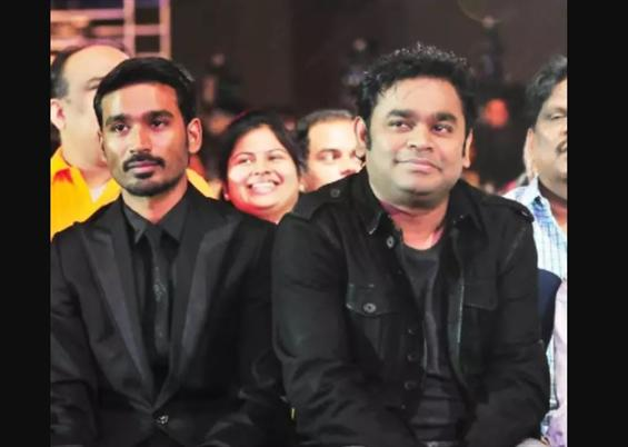 News Image - Dhanush, A.R. Rahman film gets a release date! image