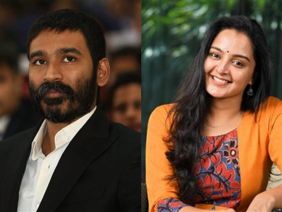 Dhanush confirms Manju Warrier to be Asuran's hero...