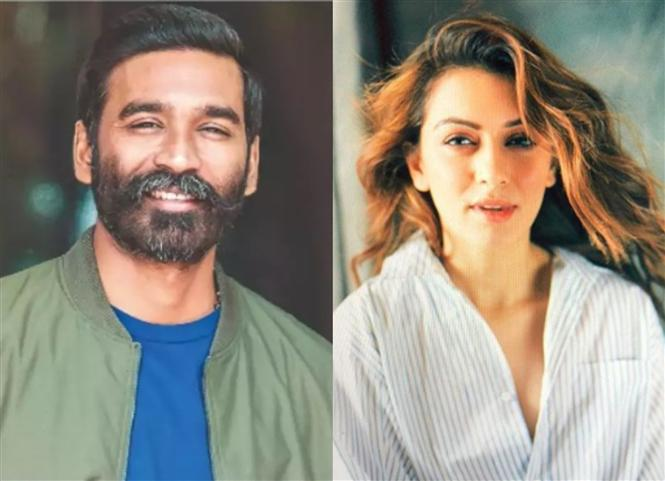 Dhanush, Hansika to reunite for D44!?
