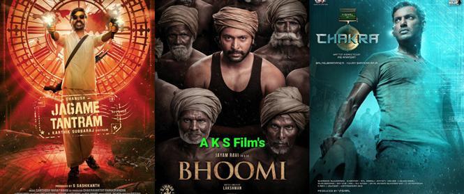 Dhanush, Jayam Ravi and Vishal to clash at the Box Office on May 1?