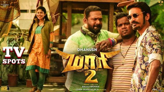 Dhanush makes a Thalapathi reference in Maari 2 Promo Video