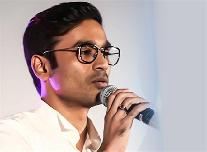 Dhanush rocks it with his speech at the Sakka Podu Podu Raja audio launch