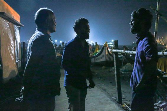 Dhanush shares Vada Chennai picture on 10 years of...