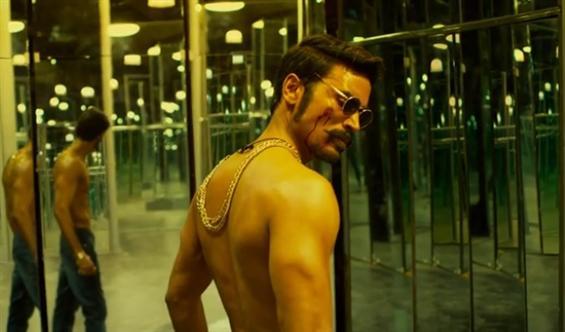 Dhanush's Maari 2 Trailer