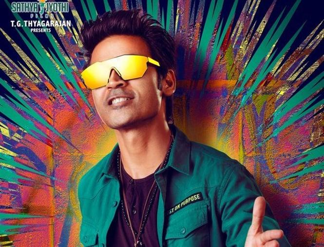 Dhanush's Pattas circles around martial arts that the Cholas practised!