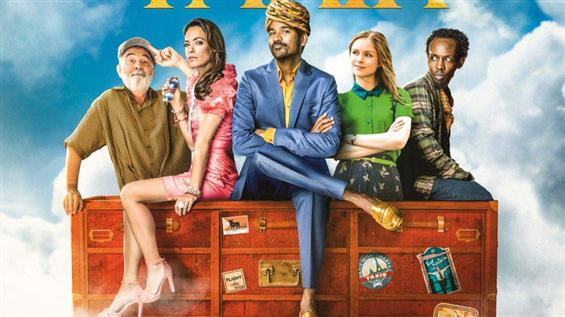 Dhanush's The Extraordinary Journey Of The Fakir Trailer