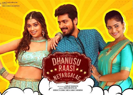 Dhanusu Raasi Neyargale review