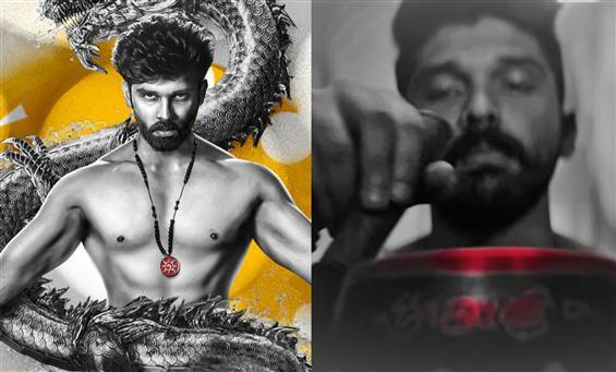 Dhruv Vikram is Dada in Karthik Subbaraj's Mahaan!