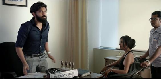 Dhruv Vikram's Adithya Varma Teaser