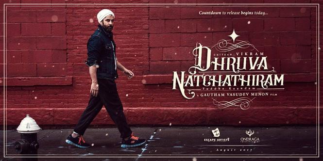 Dhuruva Natchathiram - A first for a Gautham Menon film