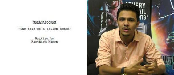 Dhuruvangal 16 director announces his next project