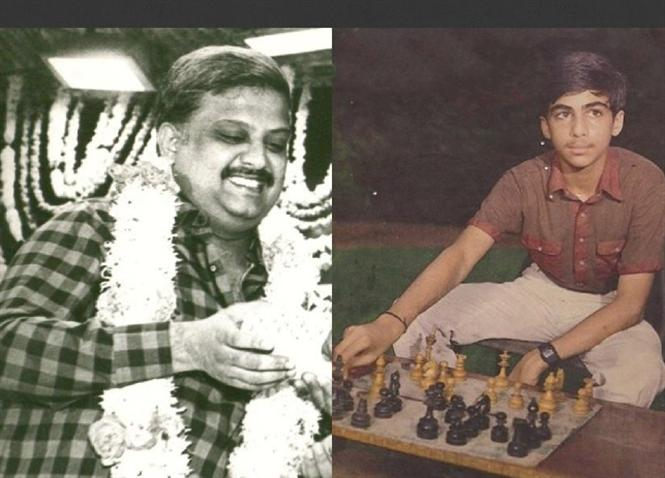 Did you know? S.P. Balasubrahmanyam was one of the first sponsors of this legendary Chess Player!