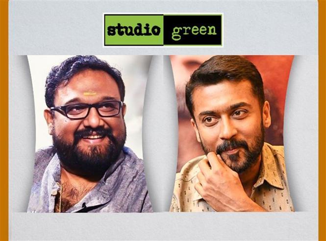 Digital rights of Suriya, Siva movie sold before shooting!