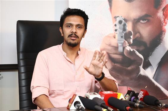 Director Karthick Naren in trouble again for Mafia!