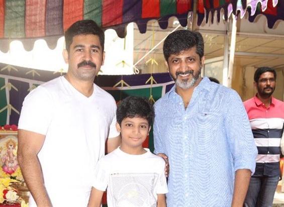 Director Mohan Raja's son debuts in Vijay Antony's...