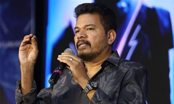 Director Shankar faces yet another controversy!