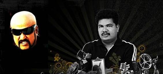 Director Shankar not involved in Sivaji 3D
