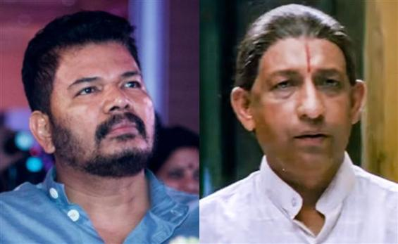 Director Shankar pays tribute to Indian, Anniyan a...