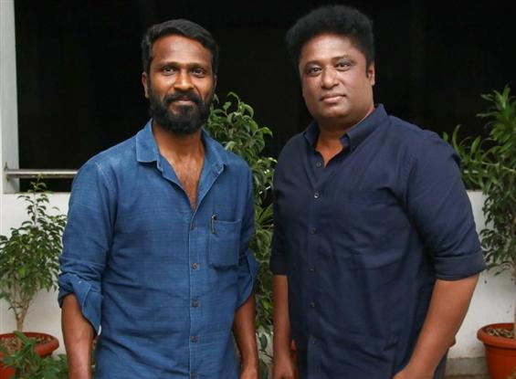 Director Vetrimaaran signs his next with RS Infota...