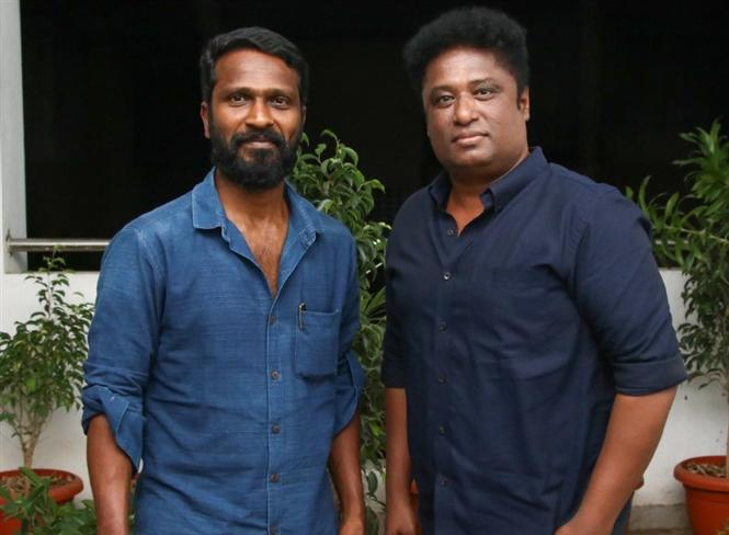 Director Vetrimaaran signs his next with RS Infotainment