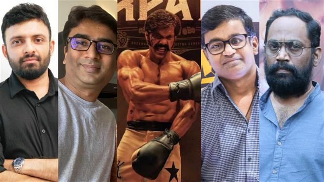 Directors heap praise on Pa. Ranjith's Sarpatta!