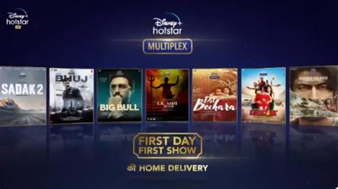 Disney+Hotstar to premiere 7 Bollywood Films through their OTT platform!