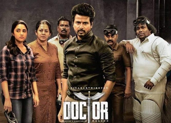 Doctor: Plot of Sivakarthikeyan's movie involves human trafficking!