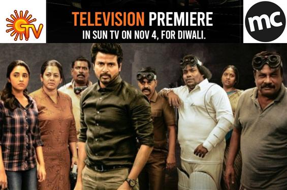 Doctor to premiere on Sun TV for Diwali!