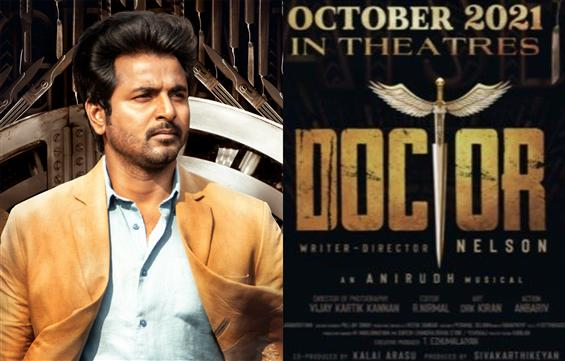 Doctor to release a week before Ayudha Pooja in theaters!