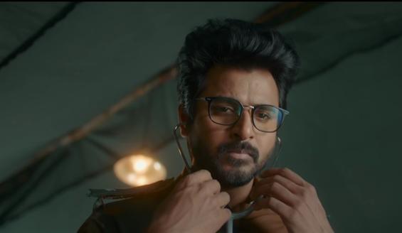 Doctor Trailer: Sivakarthikeyan as Dr. Varun ventu...