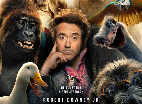 Dolittle Tamil Trailer: Robert Downey Jr. can talk...