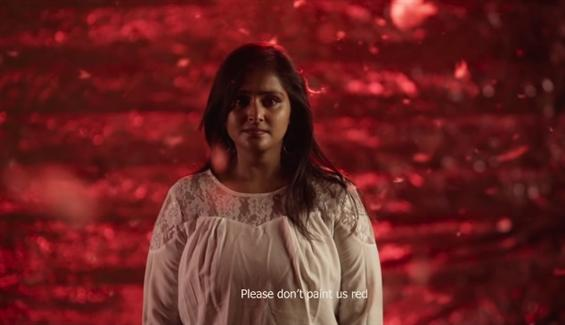 'Don't Paint Us Red' - Ramya Nambeesan appeals aga...