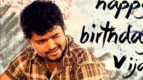 Double bonanza for this hero on Vijay's birthday