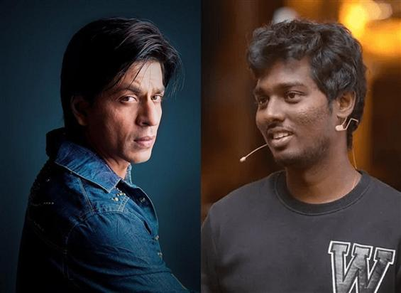 Double role for Shah Rukh Khan in Atlee's new film...