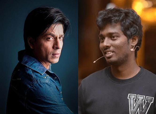 Double role for Shah Rukh Khan in Atlee's new film!