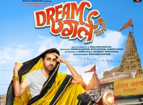 Dream Girl First Look feat. Ayushmann Khurrana