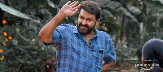 News Image - Drishyam 2 George Kutty is a mystery, says Mohanlal! image