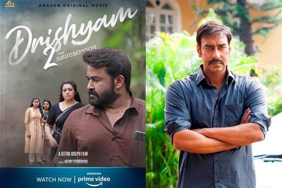 Drishyam Hindi producers buy remake rights for seq...