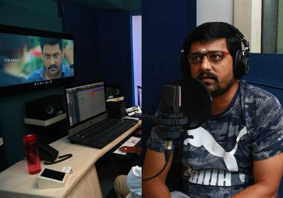 Dubbing begins for Jyothika, Vidharth starrer Kaatrin Mozhi