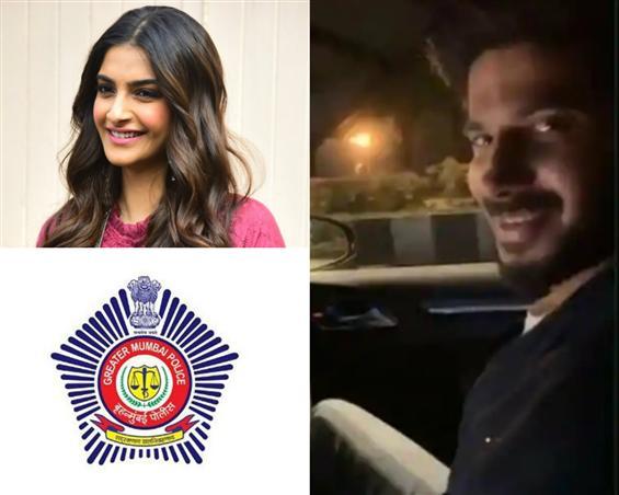 Dulquer Salmaan hits back at Mumbai Police for wro...