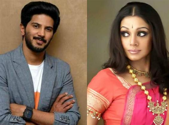 News Image - Dulquer Salmaan's heavy praises for Shobana for this reason  image