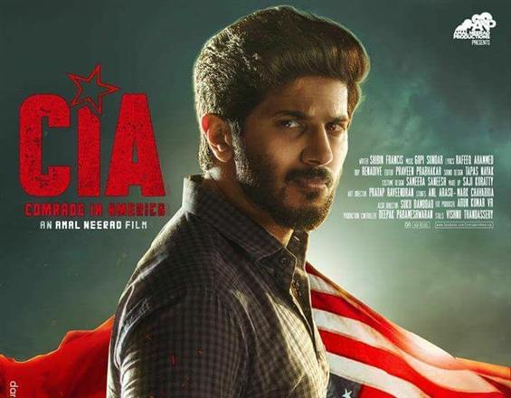 Dulquer's CIA ready to roll