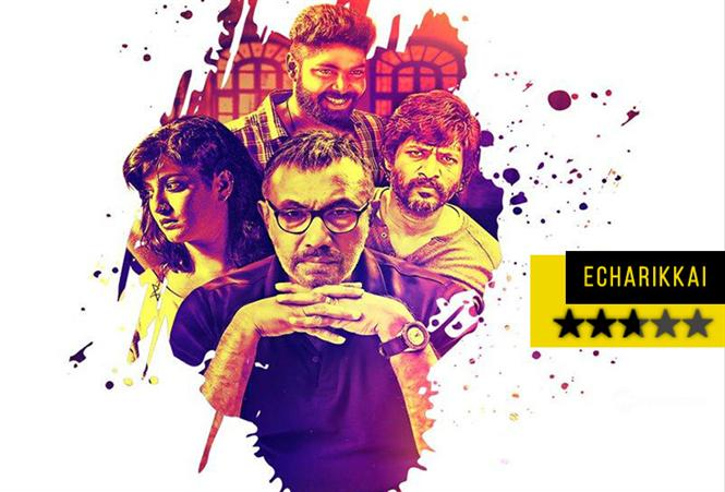 Echarikkai Review -  Engaging watch that falls in between an adept thriller and a fascinating drama!