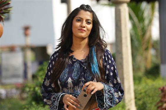 Echcharikkai : Varalaxmi Sarathkumar's first release in 2018