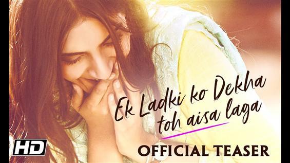 Ek Ladki Ko Dekha Toh Aisa Laga First Look & Teaser