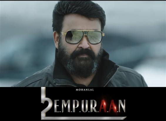 Empuraan Video: Mohanlal Returns as Abram Qureshi ...