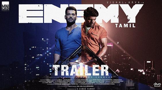 Enemy Trailer: A Tale of friends turned foes!