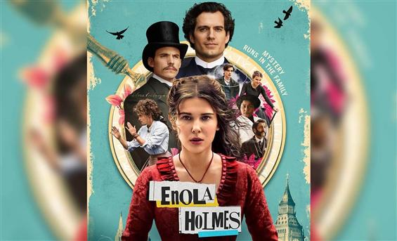 Enola Holmes Review - An enjoyable fun ride with a...