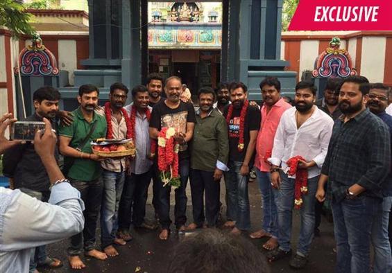 Exclusive - Shooting updates on Venkat Prabhu's Party