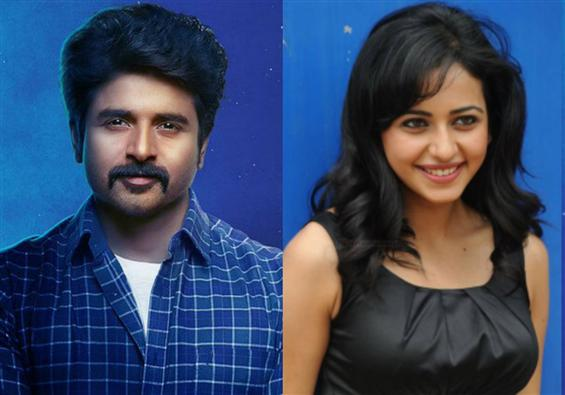 Exclusive: Sivakarthikeyan, Rakul Preet Singh film...